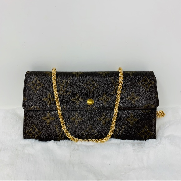 Louis Vuitton Handbags - Authentic Louis Vuitton Sarah  Wallet